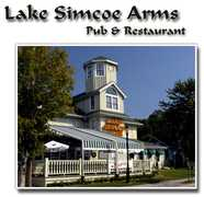 Lake Simcoe Arms Restaurant - Restaurant - 21089 Dalton Rd, Jacksons Point, ON, Canada