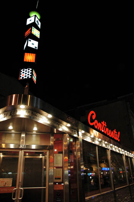 Continental Restaurant - Restaurants, Bars/Nightife, Reception Sites - 138 Market St, Philadelphia, PA, United States