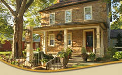 Stone House Inn & Spa - Lodging - 165 E Main St, Macungie, PA, United States