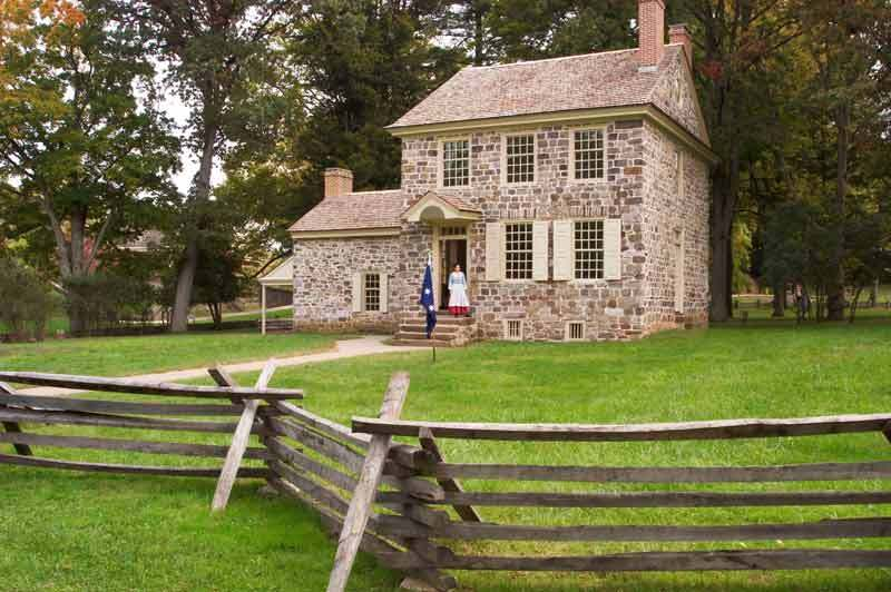Valley Forge National Park - Attractions/Entertainment, Parks/Recreation - Valley Forge, PA, Valley Forge, PA, US