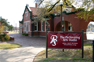 Norman Santa Fe Depot - Ceremony Sites, Reception Sites - 200 S Jones Ave, Norman, O.K., 73069, US