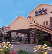 Fairfield Inn & Suites Boone - Hotel - 2060 Blowing Rock Road, Boone, NC, United States