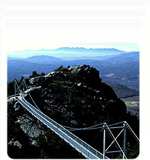 Grandfather Mountain State Park - Attractions/Entertainment - 2050 Blowing Rock Hwy, Blue Ridge Parkway Milepost 305, Blowing Rock, NC, 28605, US