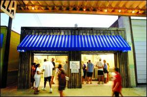 Britt's Donut Shop - Restaurants - Boardwalk, Carolina Beach, NC, 28428, US