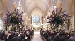 Grace Episcopal Church - Ceremony - 98 Wentworth St, Charleston, SC, United States