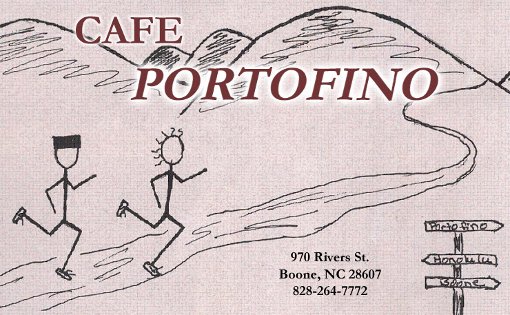 Cafe Portofino & The Tap Room - Restaurants - 970 Rivers St, Boone, NC