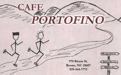 Cafe Portofino & the Tap Room - Lunch & Dinner - 970 Rivers St, Boone, NC