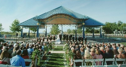 Ceremony At Shadowland Pavilion - Ceremony Sites - 101 Broad Street, Saint Joseph , MI