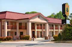 Super 8 Motel Decatur Emory - Hotel - 917 Church Street, Decatur, GA, United States