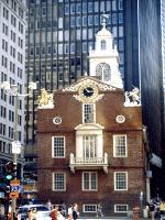 The Freedom Trail - Attractions/Entertainment, Parks/Recreation - 99 Park St, Boston, MA, US