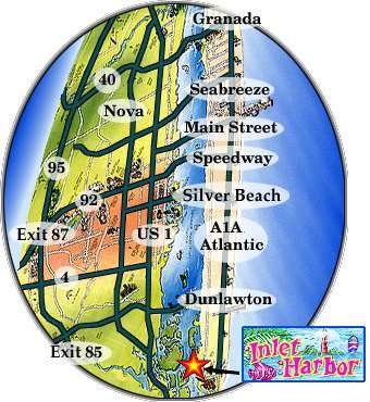 Inlet Harbor Restaurant & Marina, Ponce Inlet - Restaurants, Reception Sites - 133 Inlet Harbor Rd, Port Orange, FL, 32127, US