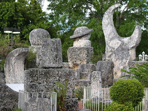 Coral Castle - Attractions/Entertainment - Coral Castle, 28655 S. Dixie Hwy., Homestead, FL, 33033, US