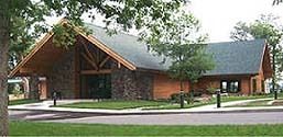 Jester Park Lodge - Ceremony Sites, Reception Sites - 11407 NW Jester Park Dr, Granger, IA, 50109