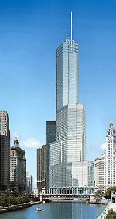 Rebar @ Trump International - Ceremony Sites, Attractions/Entertainment - 401 N. Wabash Avenue, Chicago, IL, United States