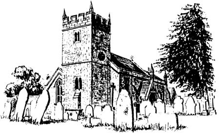 Holy Trinity, Ashford-in-the-water - Ceremony Sites -