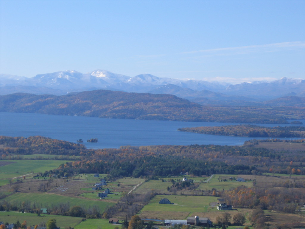 Mount Philo - Attractions/Entertainment - State Park Rd, Charlotte, VT, 05445, US