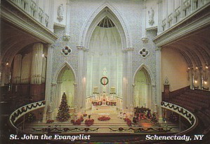 St. John The Evangelist - Ceremony Sites - 816 Union St, Schenectady, NY, 12308