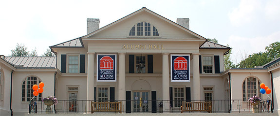 University Of Virginia Alumni Hall - Reception Sites - 211 Emmet St S, Charlottesville, VA, 22903