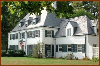 Forty Putney Road Bed &amp; Breakfast - Hotels/Accommodations - 192 Putney Rd, Brattleboro, VT, United States