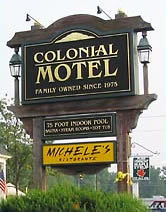Colonial Motel & Spa - Hotels/Accommodations - 889 Putney Rd # 1, Brattleboro, VT, United States