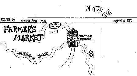 Brattleboro Farmer's Market - Attractions/Entertainment, Shopping - Rte 9/Western Ave, Brattleboro , VT