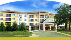 Courtyard by Marriott - Hotels - 6710 Commerce St, Springfield, VA, 22150