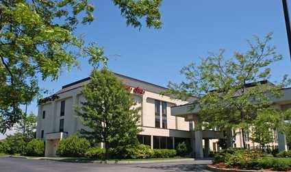 Hampton Inn New Bedford/ Fairhaven - Hotels/Accommodations - 1 Hampton Way , Fairhaven, MA, 02719