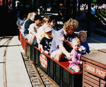 Traintown Railroad Rides - Kid Stuff - 20264 Broadway, Sonoma, CA, United States