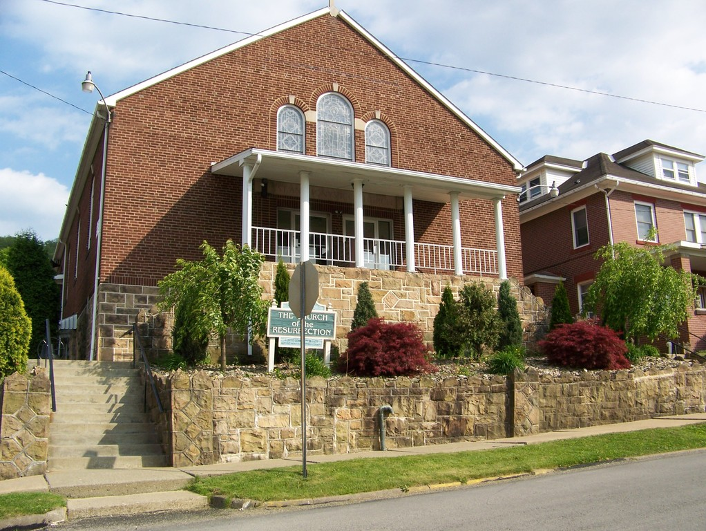 Church Of The Resurrection - Ceremony Sites - 349 Morris St, Clymer, PA, United States