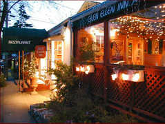 Glen Ellen Inn Oyster Grill & Martini Bar - Restaurants - 13670 Arnold Dr, Glen Ellen, CA, 95442, US