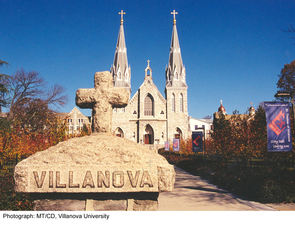 St. Thomas Of Villanova - Ceremony Sites - 780 Lancaster Ave, Delaware, PA, 19085