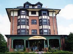 Wayne Hotel - Hotel - 139 East Lancaster Ave, Wayne, PA, US