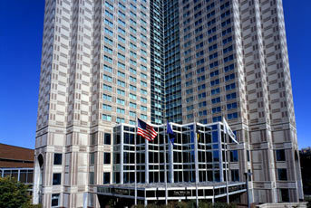 Westin Pittsburgh Convention Center The - Hotels/Accommodations, Ceremony Sites, Reception Sites - 1000 Penn Avenue, Pittsburgh, PA, United States