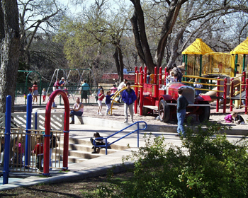Zilker Metropolitan Park - Attractions/Entertainment, Parks/Recreation - 2100 Barton Springs Rd, Austin, TX, United States