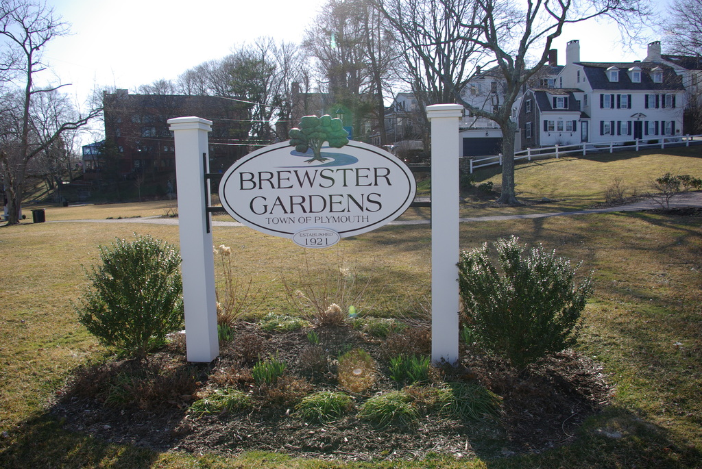 Brewster Gardens - Ceremony Sites - 5 Main St, Plymouth, MA, 02360, US