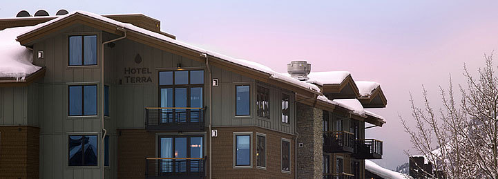 Hotel Terra Jackson Hole - Hotels/Accommodations, Attractions/Entertainment - 3395 Village Drive, Teton Village, WY, United States
