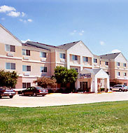 Fairfield Inn - Hotels/Accommodations - 6421 Washington Ave, Racine, WI, United States