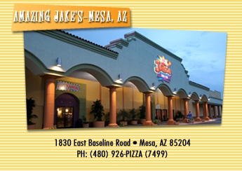 Amazing Jake's - Attractions/Entertainment - 1830 E Baseline Rd, Mesa, AZ, 85204, US