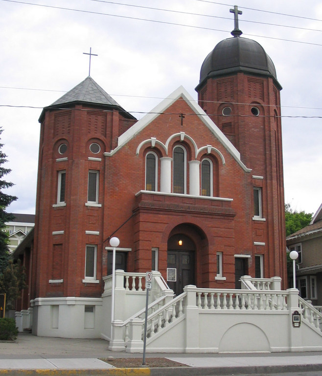 Roman Catholic Cathedral Of Our Lady Of The Sacred Heart - Ceremony Sites - 255 Nicola St, Kamloops, BC, Canada