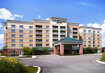 Courtyard Marriott - Hotels/Accommodations - 65 Minthorn Blvd, Markham, ON, L3T