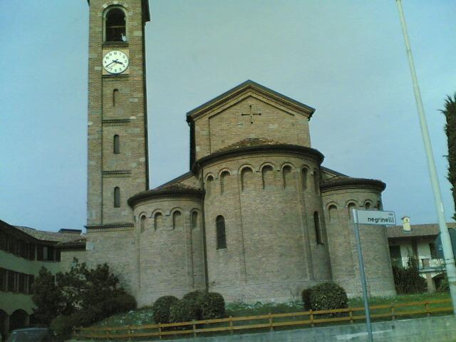 Chiesa Di San Clemente Papa - Ceremony Sites - Via San Clemente, Besana in Brianza, Lombardia, 20045, IT