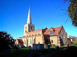 St Mary's Church - Ceremony Sites -