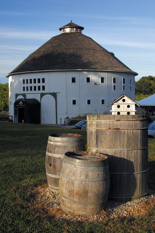Round Barn Winery, Distillery & Brewery - Baroda Estate & Tasting Room - Reception Sites, Ceremony Sites, Attractions/Entertainment, Wineries - 10983 Hills Rd, Baroda, MI, 49101, US