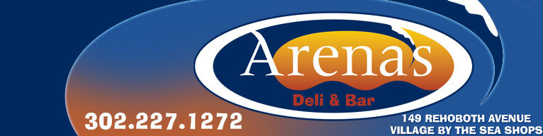 Arena's Deli - Restaurants - 149 Rehoboth Ave, Rehoboth Beach, DE, United States