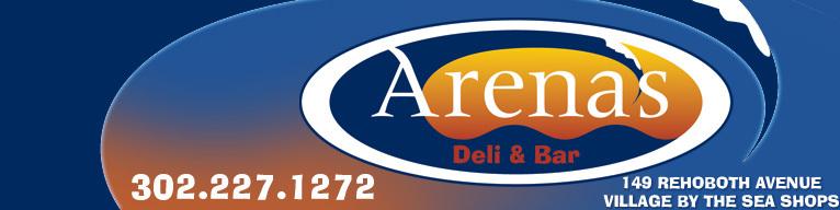 Arena's Deli - Restaurants - 149 Rehoboth Ave, Rehoboth Beach, DE, United States
