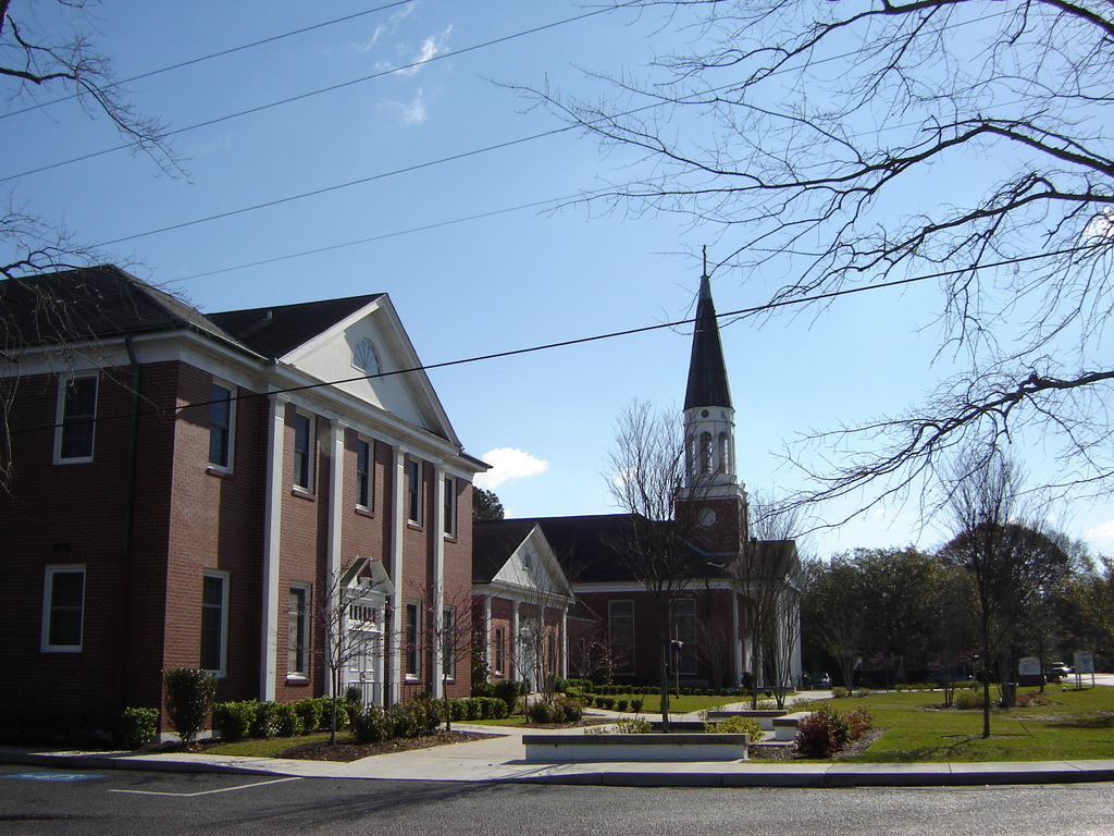 John Wesley United Methodist Church - Ceremony Sites - 626 Savannah Hwy, Charleston, SC, 29407