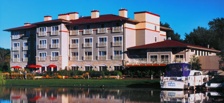 Harbor Grand Inn - Hotels/Accommodations - 111 W Water St, New Buffalo, MI, 49117, US