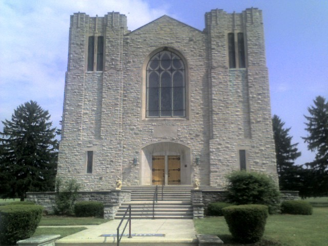 Ohio Memorial Chapel - Ceremony Sites - 600 N River Rd, Tiffin, OH, 44883
