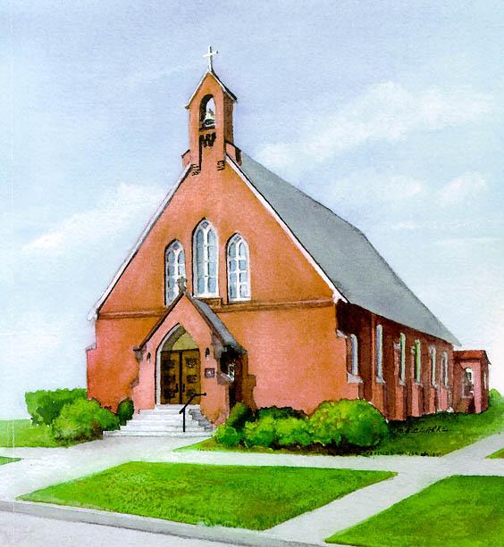 St. Charles Catholic Church - Ceremony Sites - 545 Randolph Ave, Cape Charles, VA, US