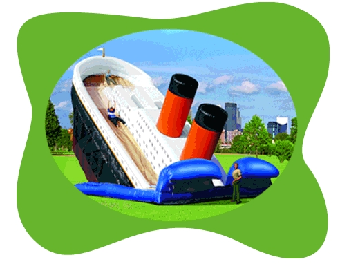 Crazy Bounce - Attractions/Entertainment - 12255 Felch St, Holland, MI, 49424, US